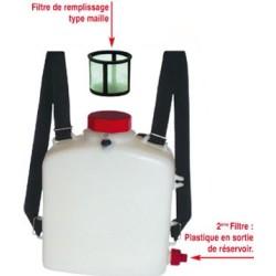 Option réservoir 5 litres pour Sélector