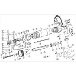 Sécateur pneumatique Scatair SP4 - recépage des vignes