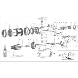 Sécateur pneumatique Scatair SP3 - vigne et fruitiers bois-durs