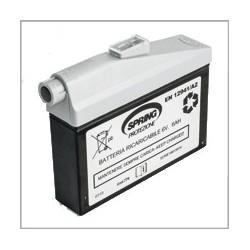 Batterie de rechange pour casque Multifilter 1001