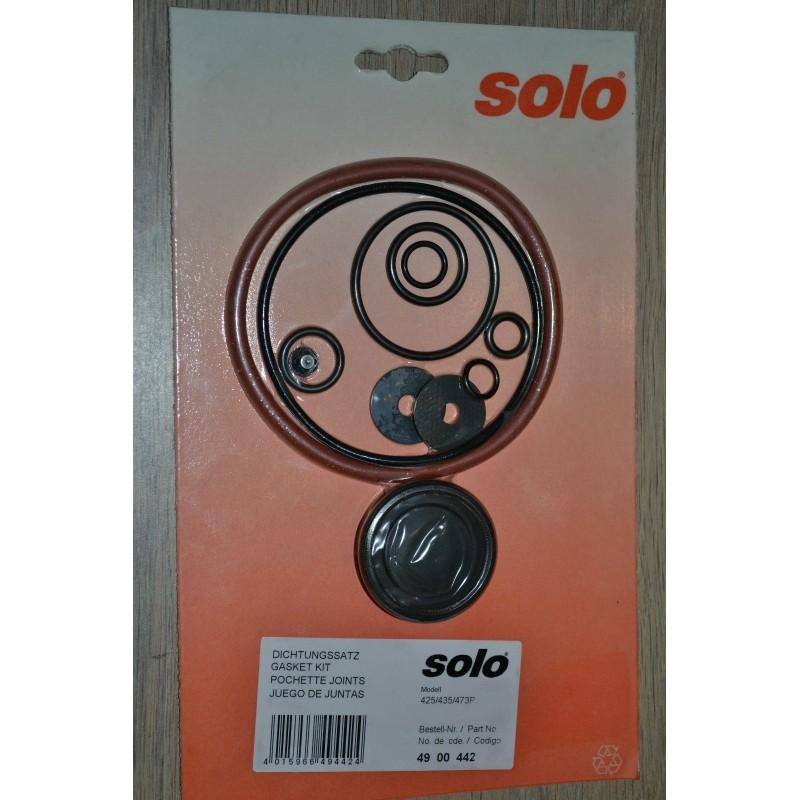 Pochette de joints complète Solo pour pulvérisateurs