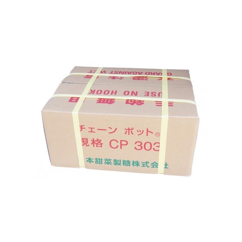 Carton de chapelet papier alvéole