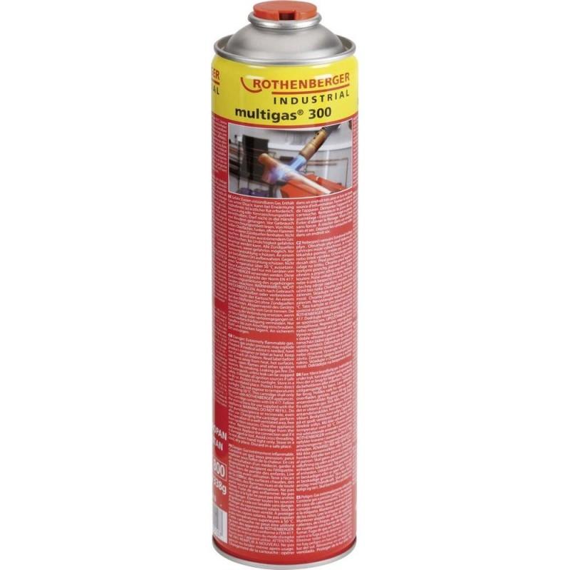 Cartouche de gaz pour désherbeur thermique YF100