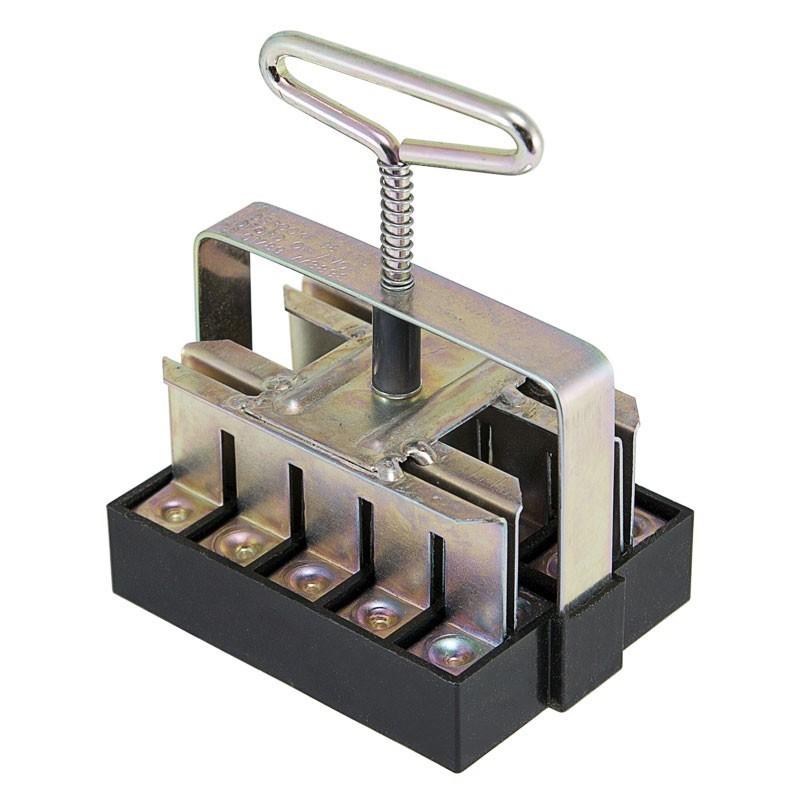 Presse-mottes 20 mini-mottes de 17mm