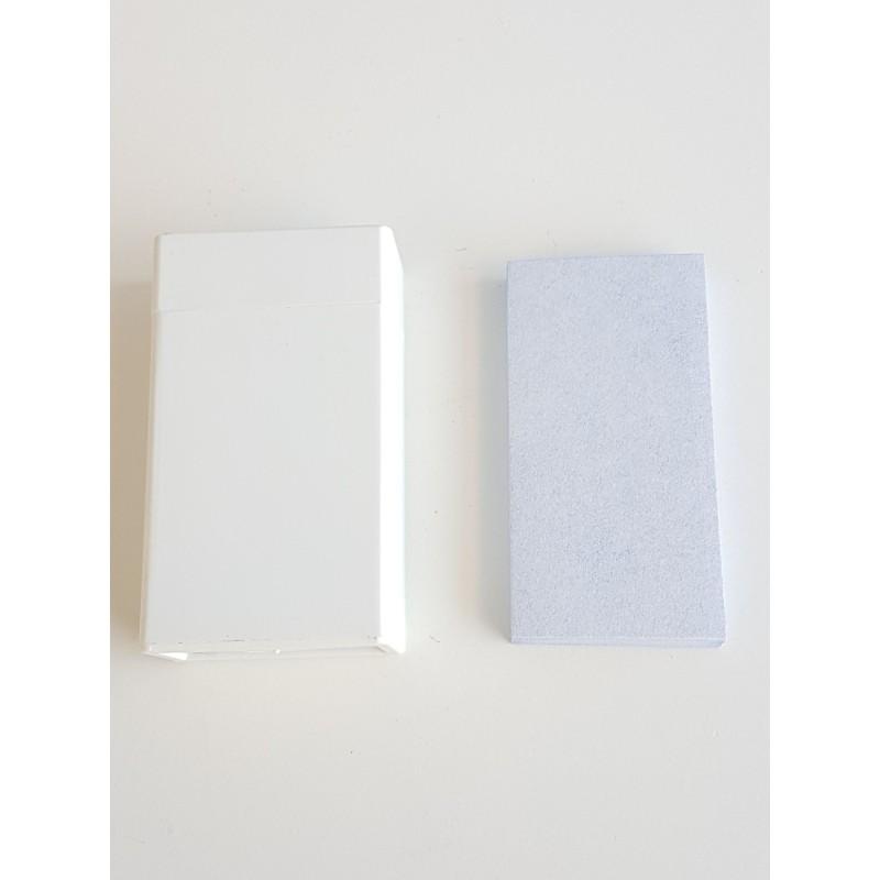 Papier hydrosensible 78x39mm - 50 feuilles