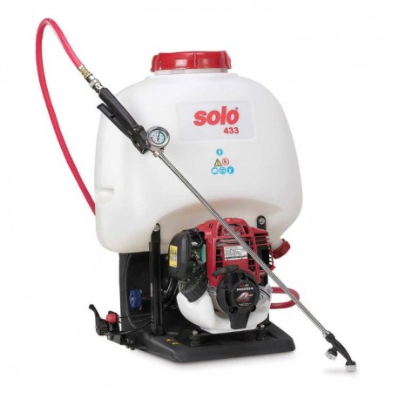 Pulvérisateur SOLO 433 haute pression