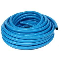 tuyau spécial pulvé PVC armé bleu 40 bar
