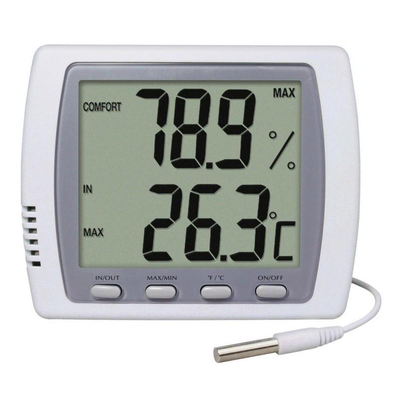 "Hygromètre - Thermomètre ""Hygrotherm"""