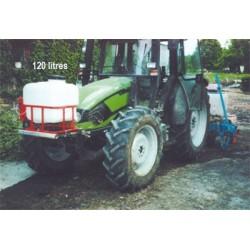 Tank 120 litres + pompe électrique