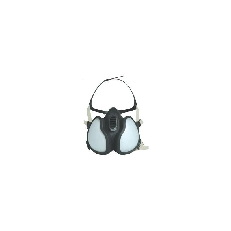 Demi-masque 3M jetable A1 B1 E1 + P2