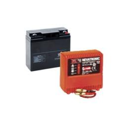 Batterie 12V 19Ah + chargeur