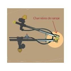 charnière de rampe gauche ou droite